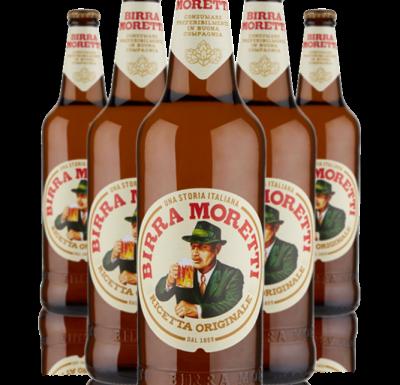 Giorgia Meloni e la birra Michels